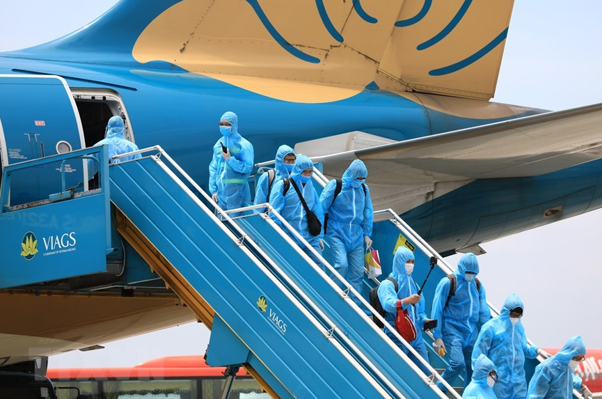 vietnam covid 19 updates jan 11 vietnam limits inbound flights until mid february