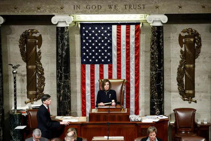 U.S. House Democrats to pursue impeachment toward Trump