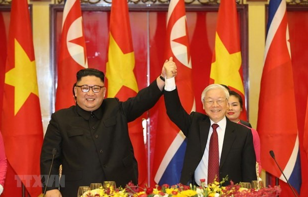 vietnam president congratulates newly elected general secretary of workers party of korea