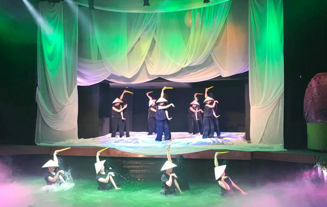 Creative puppetry show to bring fresh experience of Vietnamese culture