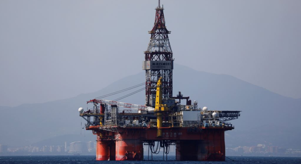 chinese companies sanctioned by us to pull a new oil rig to bien dong sea