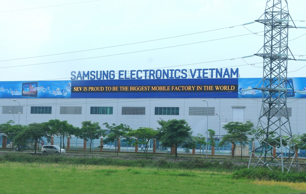 Vietnam to become 'global base' for phone and laptop production