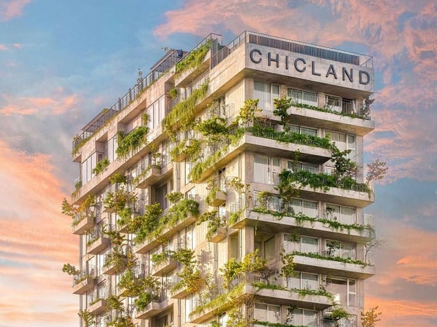 three vietnams buildings win wa awards