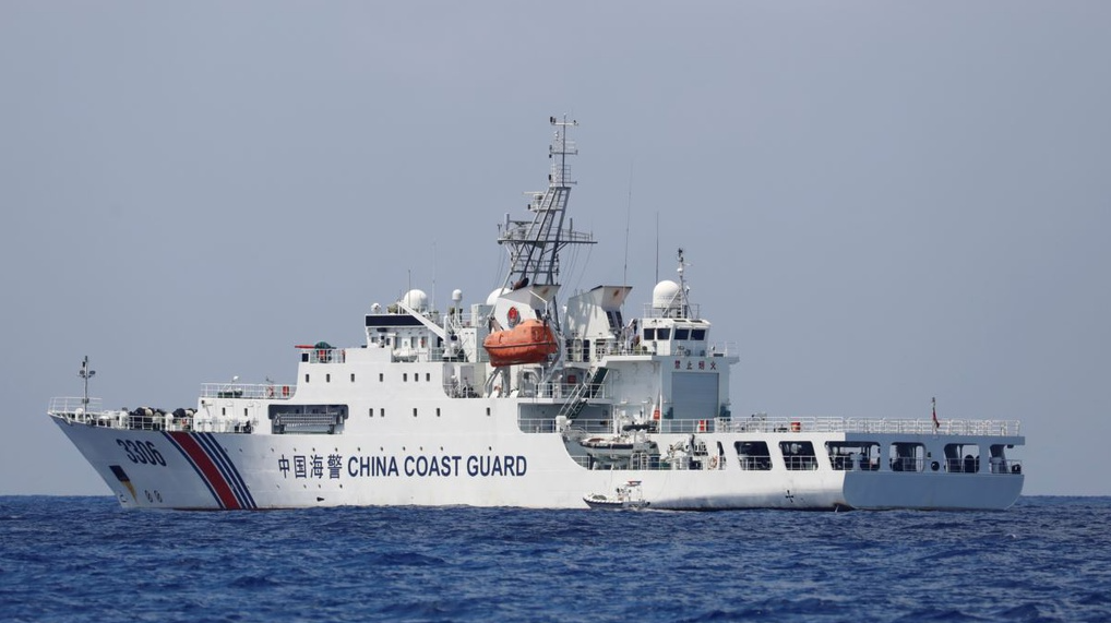 philippines responds to chinas new bill allow coast guard open fire