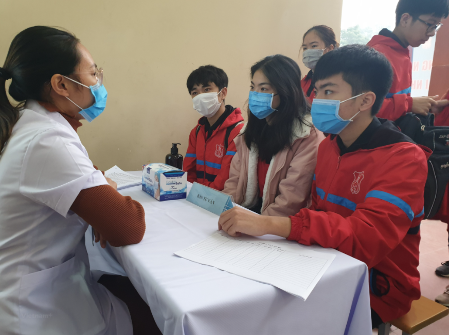 Vietnam COVID 19 Updates (Jan 28): 2 community cases confirmed, health ministry takes actions