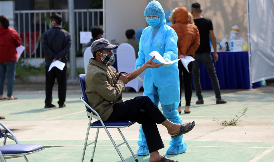 vietnam covid 19 updates jan 29 new coronavirus wave hits the country ahead lunar new year