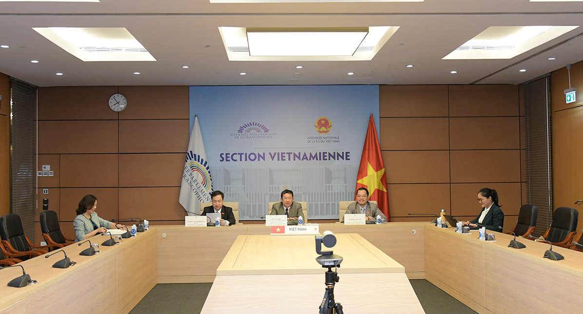vietnam represented at apf general assembly