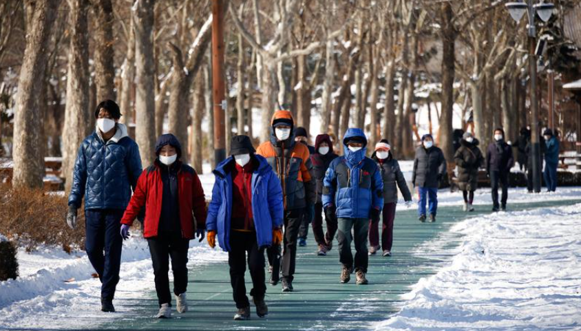 south korea to extend covid 19 curbs into chinese new year holidays