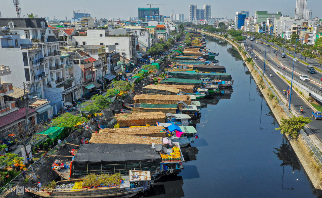 8 recommendations in saigon for tourists in upcoming tet