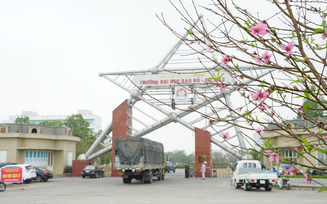 Field Hospital No. 3 in Vietnam's Northern city ready operate
