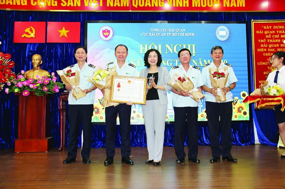 Ho Chi Minh City: Heading towards smart custom management