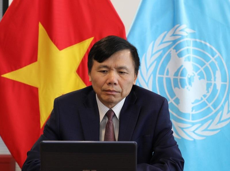 Viet Nam proposes to vaccinate UN peacekeepers against COVID 19