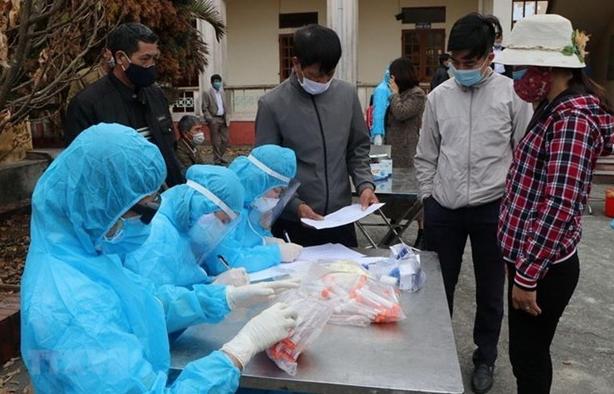 vietnam covid 19 updates feb 15 vietnam records 34 new covid 19 cases