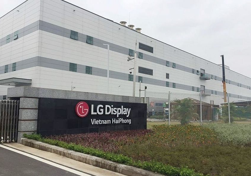 lg display to invest another us 750mil for its vietnamese plant say reports