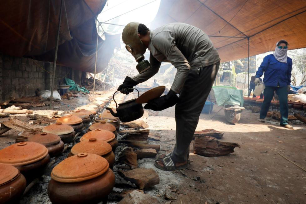 Vietnam's Vu Dai Stew Fish gets in Guardian top Lunar New Year photos
