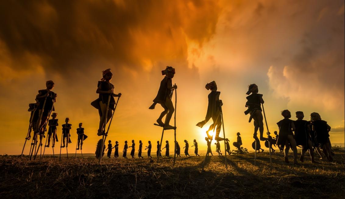 Vietnamese photographer won gold prizes in Tokyo International Foto Awards