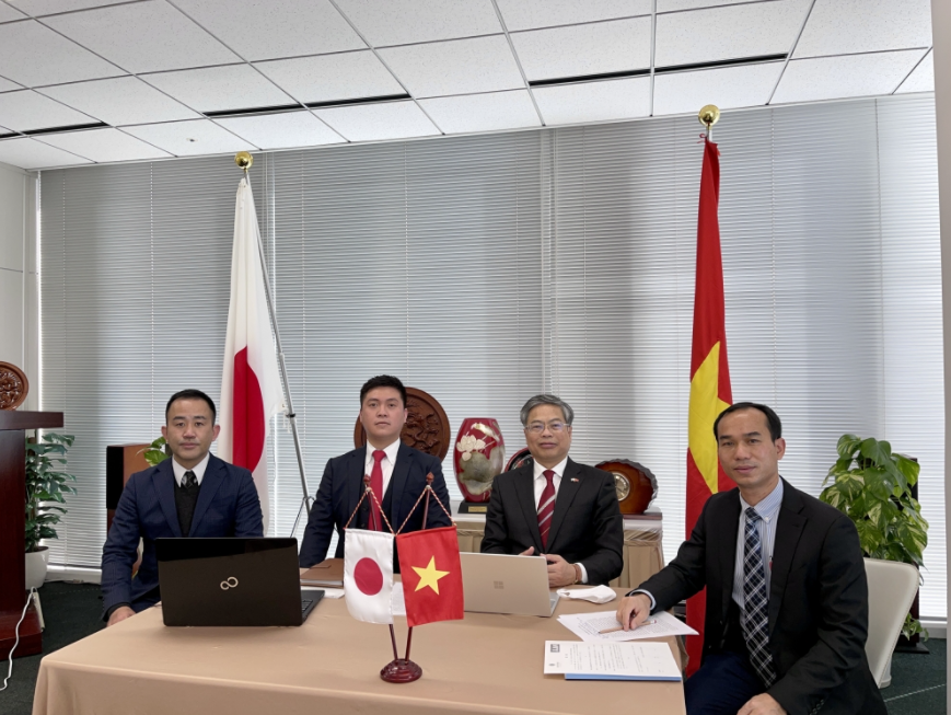 Vietnam - Japan cooperate high quality human resources
