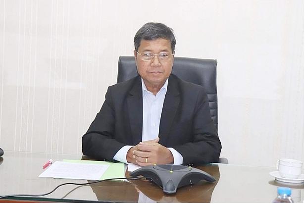 laos vietnam friendship association sent congratulatory message on 2021 lunar new year