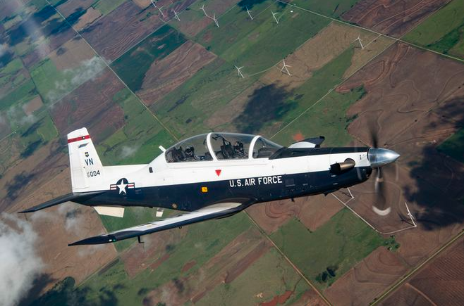 us air force called bid to provide 3 training aircrafts to vietnam