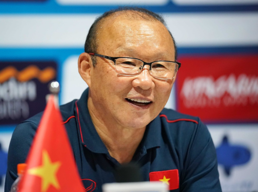 Special terms in VFF's contract with Coach Park Hang Seo