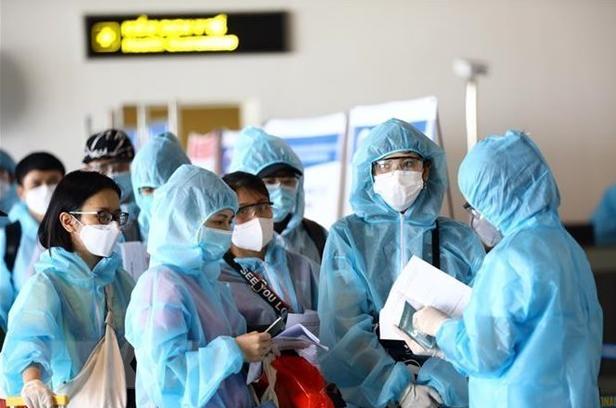 vietnam covid 19 updates feb 26 vietnam considers reopening repatriation flights