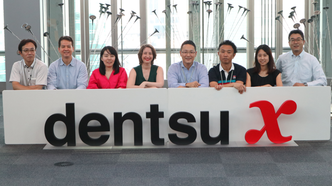 Japan's Dentsu company praises Vietnamese engineers