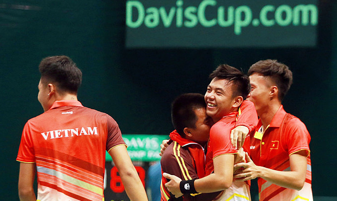 Vietnam to host Davis Cup regional group