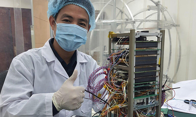 Made-in-Vietnam satellite to be launched into orbit this September