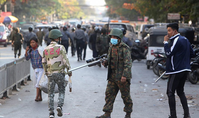 vietnamese in myanmar nervous in unsettling situation