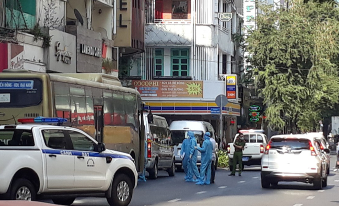 35 foreigners suspected of illegally entering Ho Chi Minh City