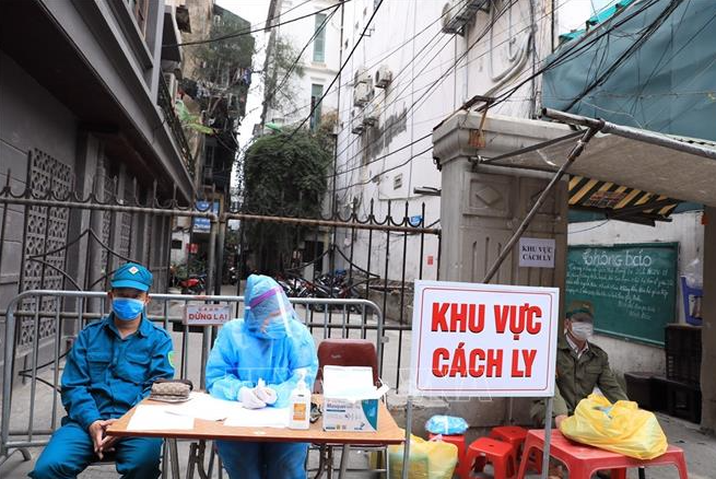 vietnam covid 19 updates march 8 no new cases in the morning