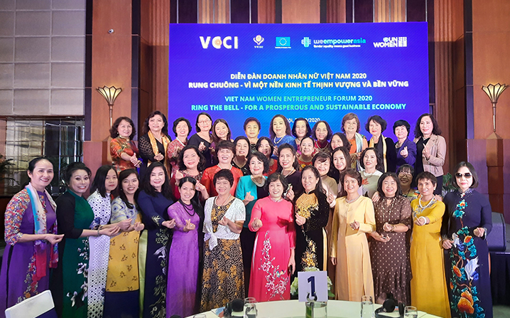 vietnam ranks second in southeast asia womens e commerce leadership