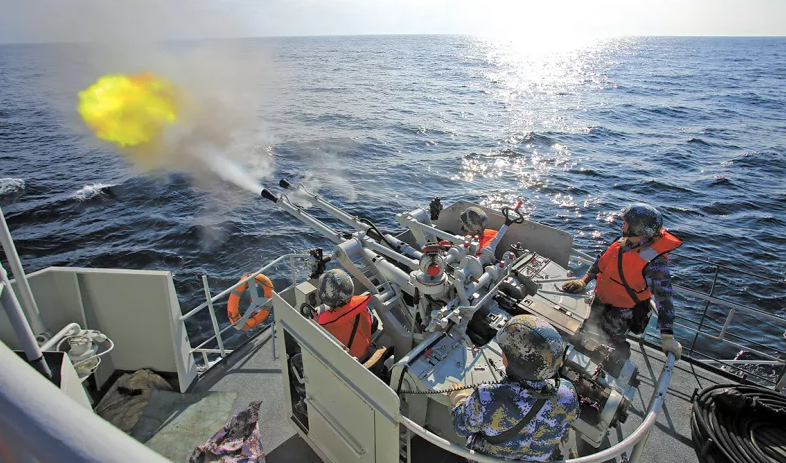 us navy states to confront chinas concerning rapid sea power rise