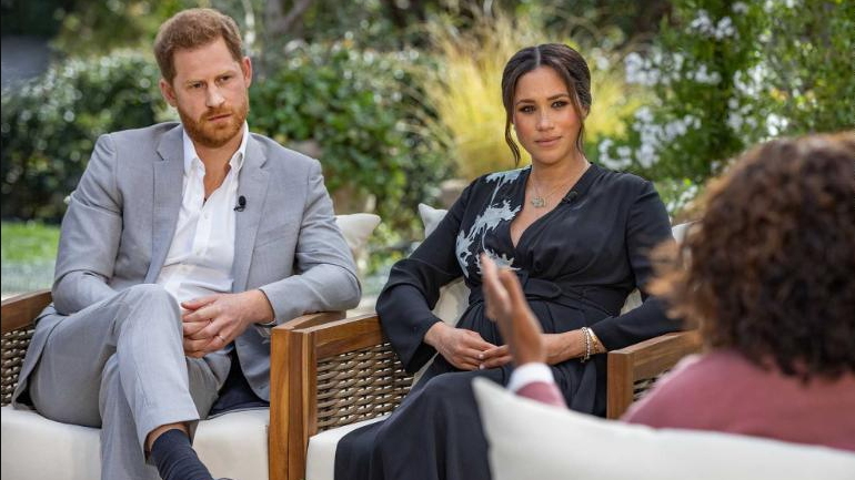 How the Royal family responds after Harry and Meghan's tell-all interview