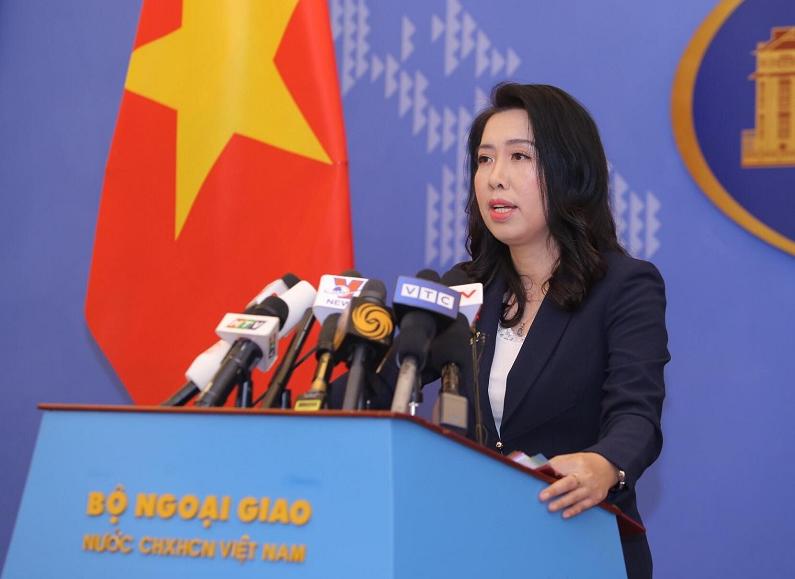 vietnam reasserts paracel sovereignty slams china transgressions