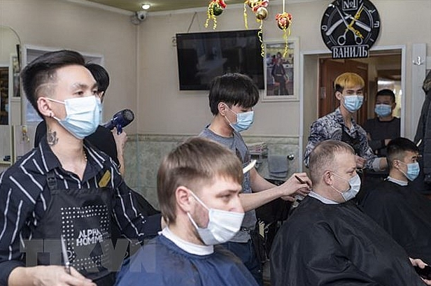 how vietnamese in russia far east overcome the pandemic