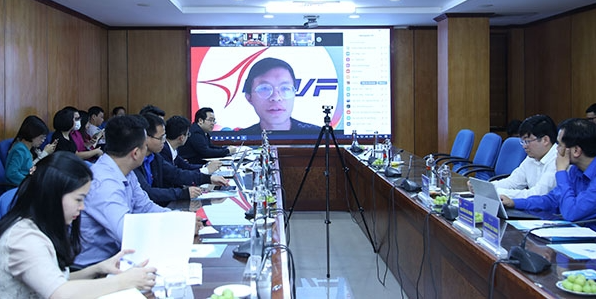 Vietnam's image broadly delivered to international friends on social networks in 2020