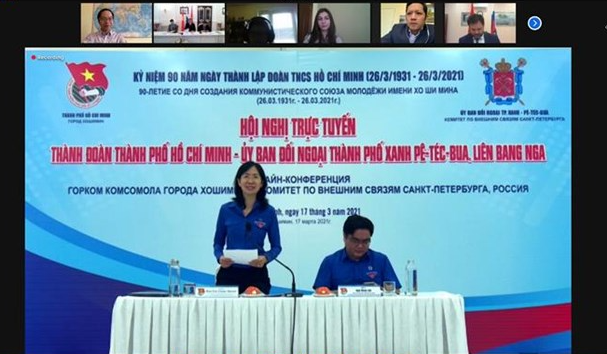 vietnamese russian youths enhance cooperation in new context