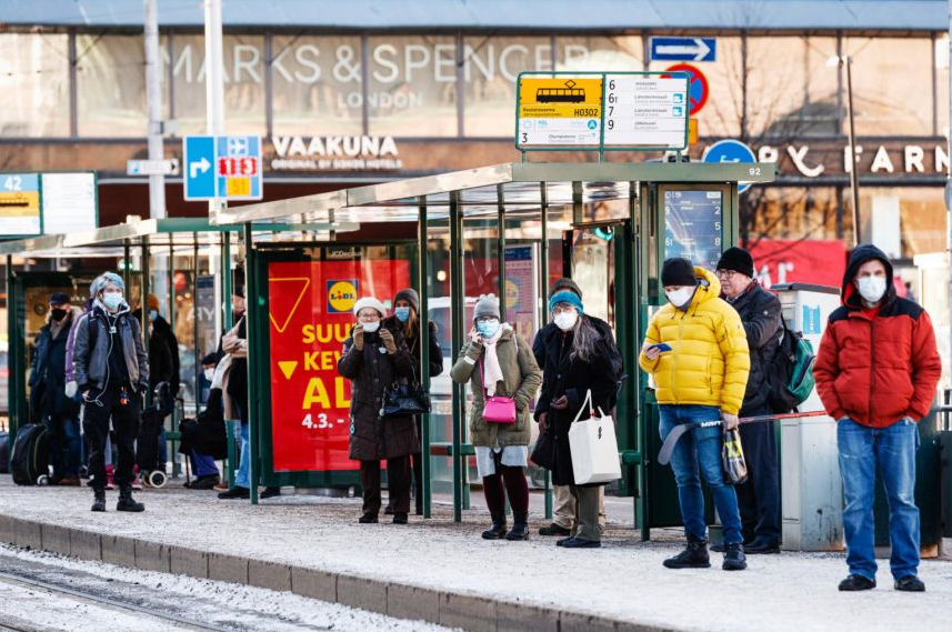 list of happiest countries during pandemic revealed finland take the lead