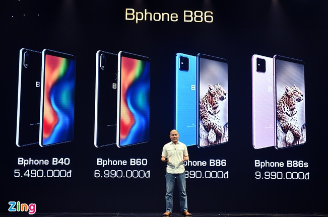 BKAV plans to sell cell-phones to European VIP