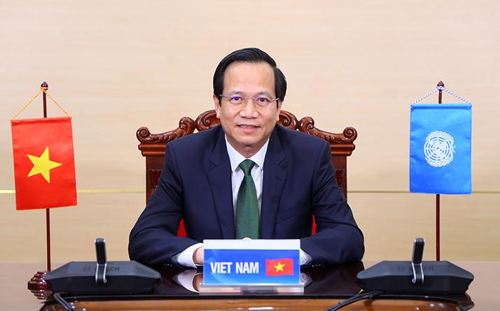 Vietnam attends UN