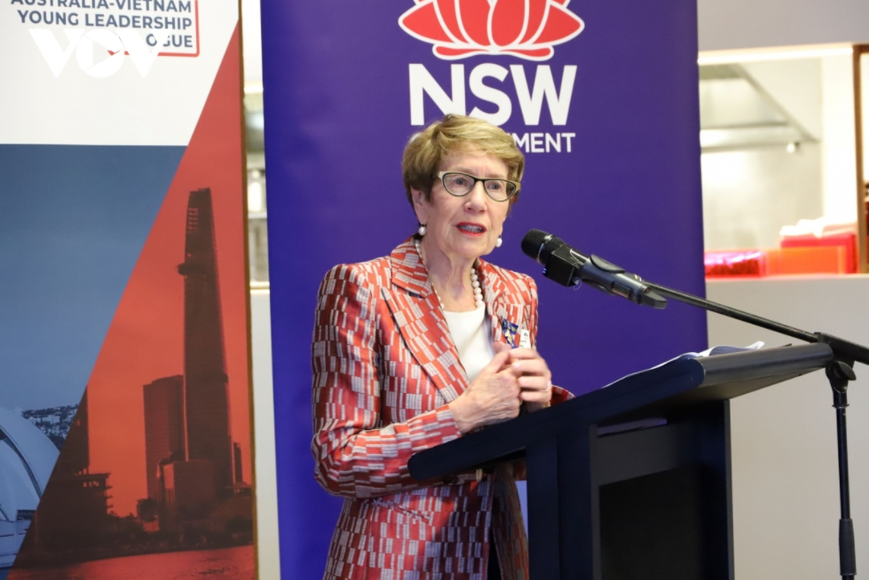 Australia-Vietnam Young Leadership Dialogue kicked off