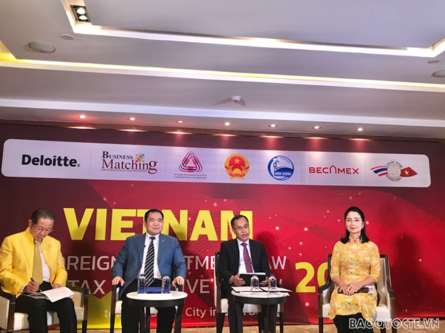 Thailand corps seek investment opportunities in Binh Duong amid COVID-19