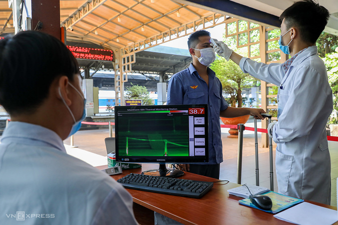 Vietnam COVID 19 Updates (March 27): No new cases to report in the morning