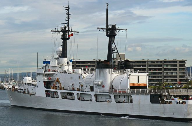 In Photo: Close-up look of CSB 8021 Patrol Vessel handed over to Vietnam by US