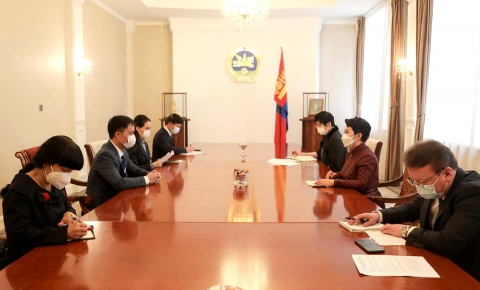 Mongolian Foreign Minister wishes to upgrade Vietnam-Mongolia relations