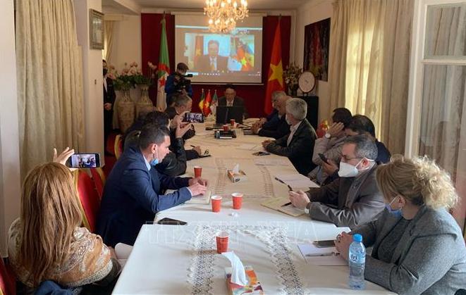 Algeria, Senegal, Vietnam explore stronger trade and investment ties