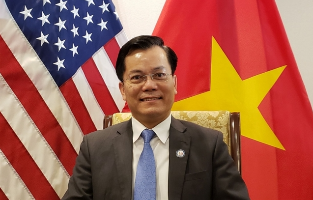 Vietnam Embassy to the US advocates against hate crime on Asians