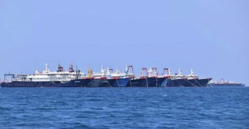 China tests Biden with Bien Dong Sea tactic