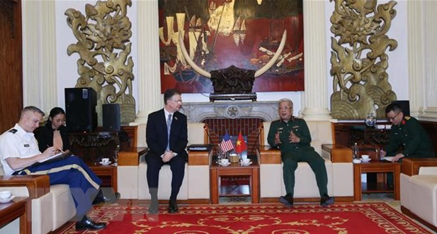 Vietnam - US promote cooperation to overcome war consequences